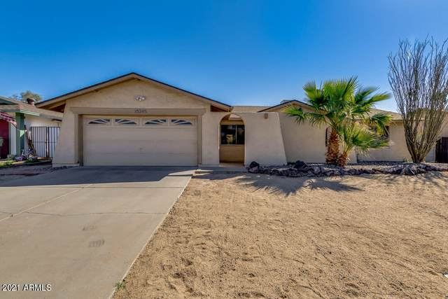 15245 N 52ND Lane, Glendale, AZ 85306 (MLS #6202593) :: Jonny West Real Estate