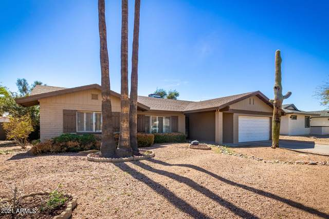 8707 E Cheery Lynn Road, Scottsdale, AZ 85251 (MLS #6202603) :: Devor Real Estate Associates