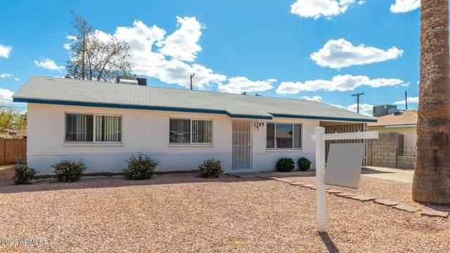 1745 W Bentley Street, Mesa, AZ 85201 (MLS #6202611) :: Yost Realty Group at RE/MAX Casa Grande