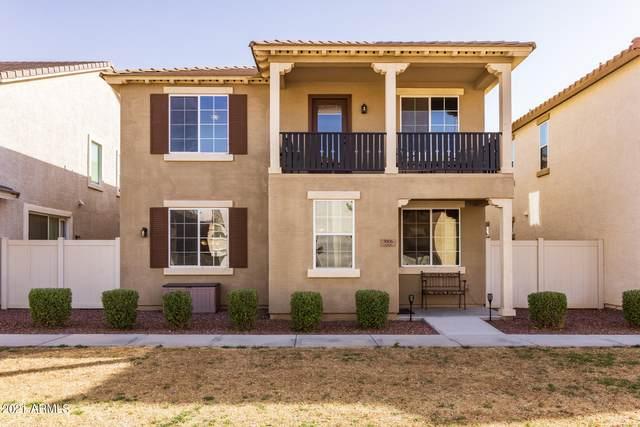3906 E Leslie Drive, Gilbert, AZ 85296 (MLS #6202620) :: The Daniel Montez Real Estate Group