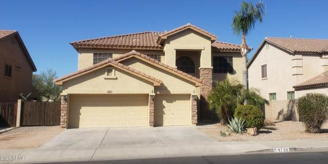 4738 S Emery, Mesa, AZ 85212 (MLS #6202639) :: Jonny West Real Estate