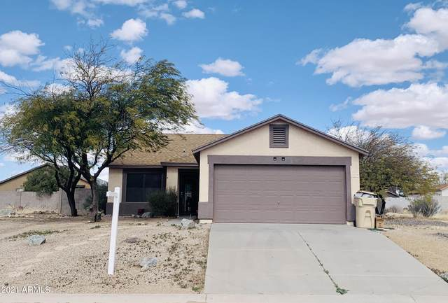11778 W Carousel Drive, Arizona City, AZ 85123 (MLS #6202641) :: Long Realty West Valley