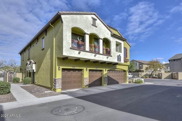 2725 E Mine Creek Road #1139, Phoenix, AZ 85024 (MLS #6202642) :: The Daniel Montez Real Estate Group