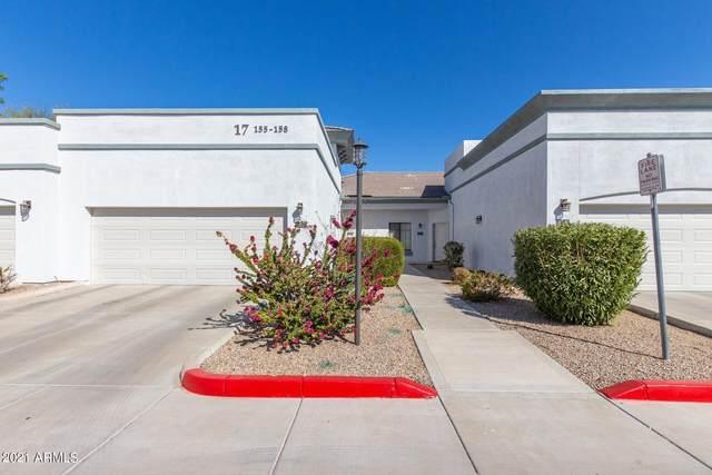 295 N Rural Road #157, Chandler, AZ 85226 (MLS #6202655) :: Nate Martinez Team