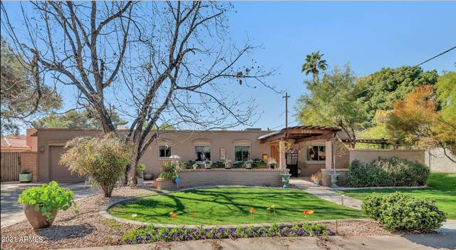 2542 N 42ND Street N, Phoenix, AZ 85008 (MLS #6202658) :: Executive Realty Advisors