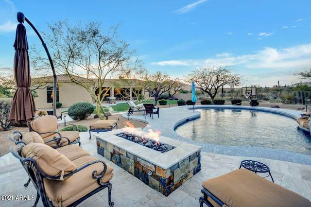 8378 E Arroyo Hondo Road, Scottsdale, AZ 85266 (MLS #6202664) :: John Hogen | Realty ONE Group