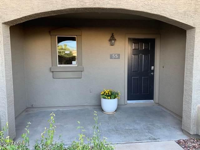 16825 N 14TH Street #55, Phoenix, AZ 85022 (MLS #6202679) :: TIBBS Realty