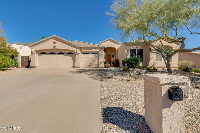 17426 E La Pasada Drive, Fountain Hills, AZ 85268 (MLS #6202681) :: Devor Real Estate Associates