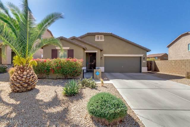 2333 W Melody Drive, Phoenix, AZ 85041 (MLS #6202694) :: Selling AZ Homes Team