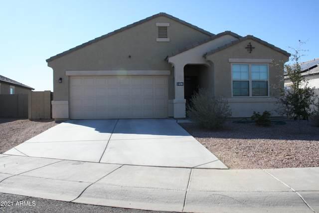6330 S 252ND Lane, Buckeye, AZ 85326 (MLS #6202696) :: The Property Partners at eXp Realty