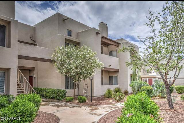 11260 N 92ND Street #1102, Scottsdale, AZ 85260 (MLS #6202717) :: Executive Realty Advisors