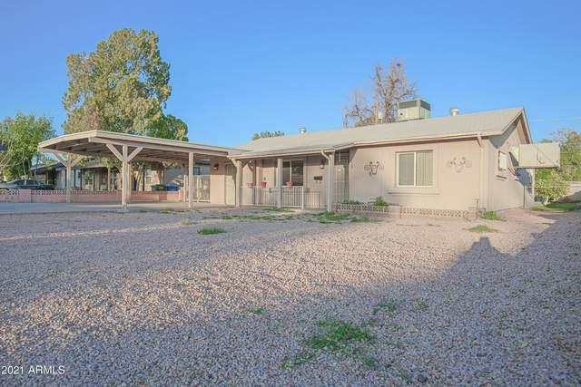 2815 N 32ND Place, Phoenix, AZ 85008 (MLS #6202735) :: Lucido Agency