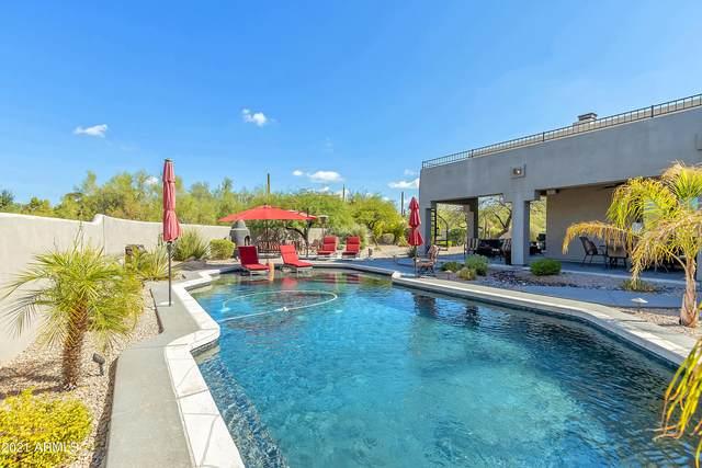 8624 E Chama Road, Scottsdale, AZ 85255 (MLS #6202750) :: Executive Realty Advisors