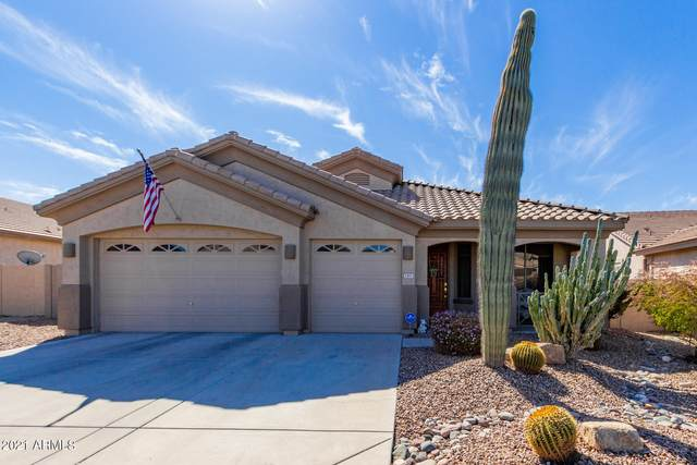 7411 E Norwood Street, Mesa, AZ 85207 (MLS #6202780) :: Klaus Team Real Estate Solutions