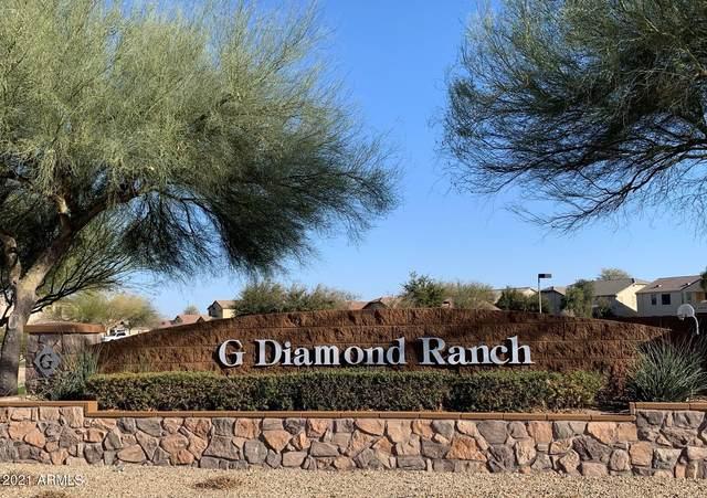 0 N Colorado Street, Casa Grande, AZ 85122 (MLS #6202790) :: The Riddle Group
