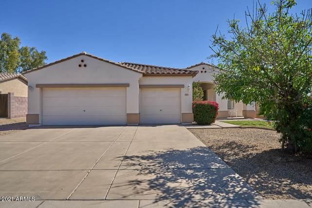 2353 S Penrose Drive, Gilbert, AZ 85295 (MLS #6202791) :: Midland Real Estate Alliance