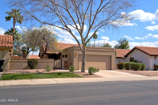 1393 N Salida Del Sol, Chandler, AZ 85224 (MLS #6202817) :: The Riddle Group