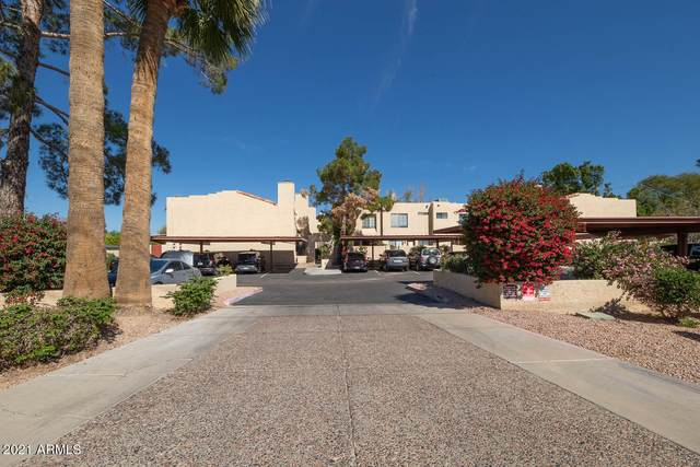 1025 E Highland Avenue #6, Phoenix, AZ 85014 (MLS #6202819) :: The Riddle Group