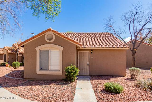 7040 W Olive Avenue #58, Peoria, AZ 85345 (MLS #6202831) :: The Riddle Group