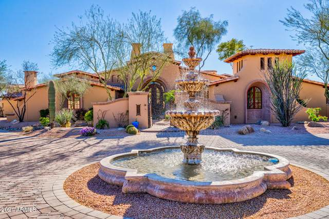 24100 N 91ST Street, Scottsdale, AZ 85255 (MLS #6202842) :: Executive Realty Advisors