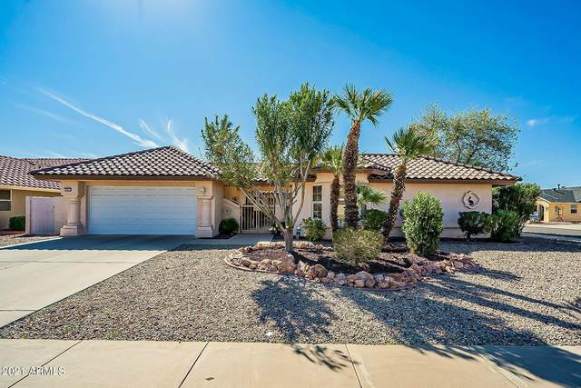 14613 W Blackwood Drive, Sun City West, AZ 85375 (MLS #6202843) :: The Dobbins Team