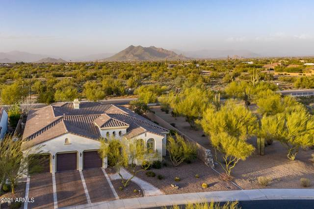 5508 E Palo Brea Lane, Cave Creek, AZ 85331 (MLS #6202873) :: Executive Realty Advisors