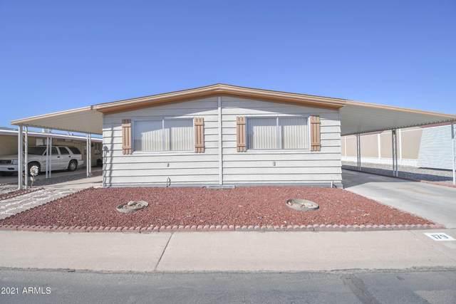 2100 N Trekell Road #179, Casa Grande, AZ 85122 (MLS #6202876) :: NextView Home Professionals, Brokered by eXp Realty