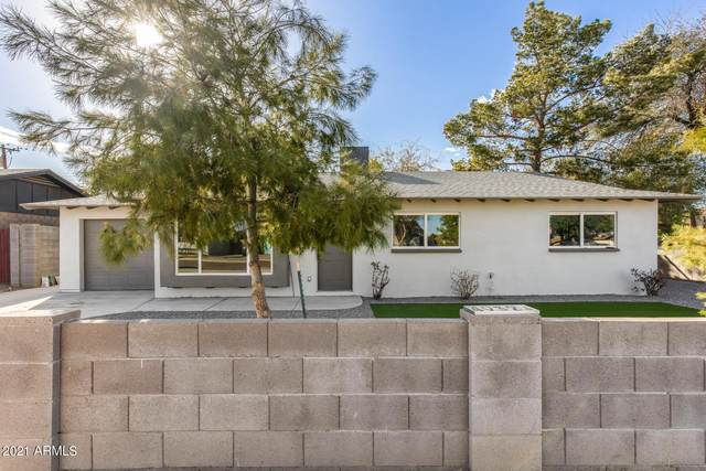 4932 N 85TH Street, Scottsdale, AZ 85251 (MLS #6202878) :: Zolin Group