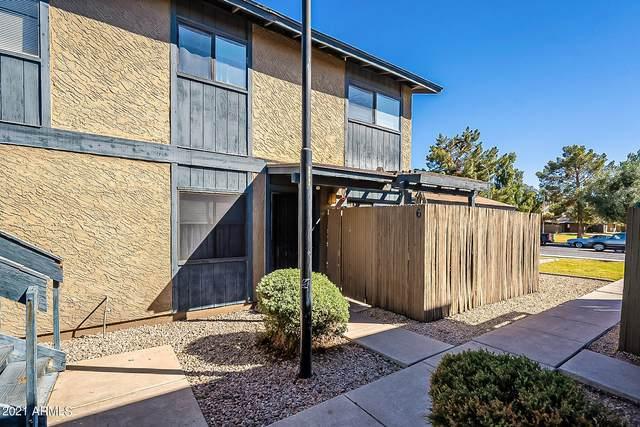 286 W Palomino Drive #6, Chandler, AZ 85225 (MLS #6202900) :: The Laughton Team
