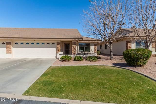 11250 E Kilarea Avenue #289, Mesa, AZ 85209 (MLS #6202906) :: D & R Realty LLC