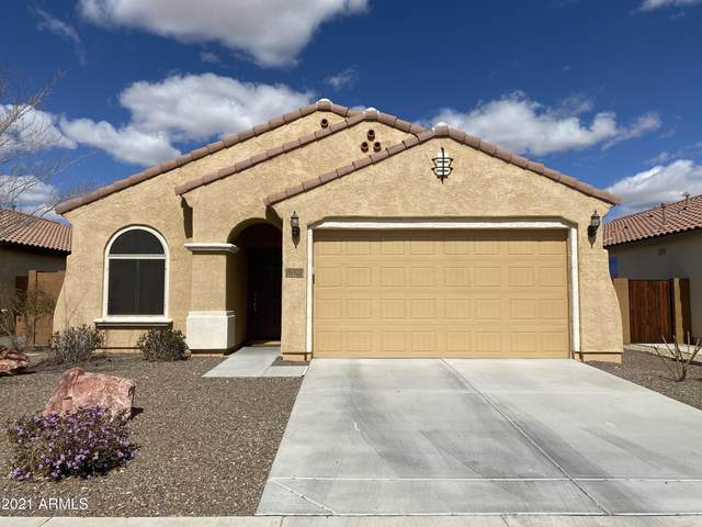 26120 W Oraibi Drive, Buckeye, AZ 85396 (MLS #6202911) :: Power Realty Group Model Home Center