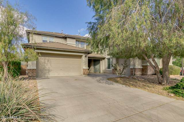 6030 W Montebello Way, Florence, AZ 85132 (MLS #6202928) :: CANAM Realty Group