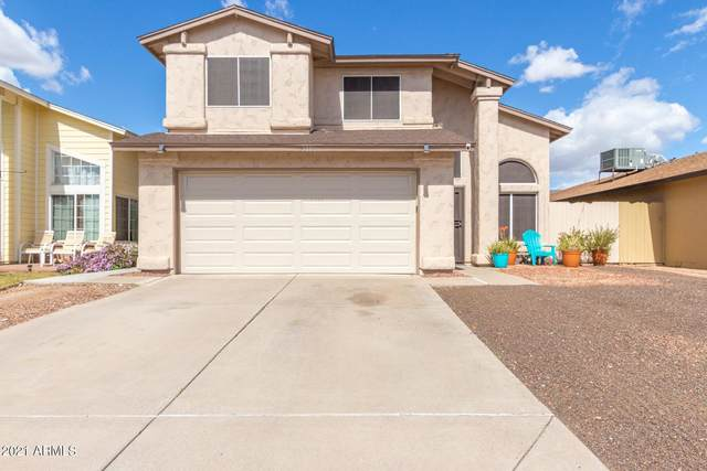 3806 W Cielo Grande, Glendale, AZ 85310 (MLS #6202934) :: The Laughton Team