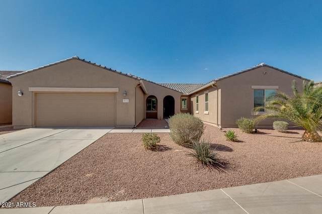 20226 N Snowflake Drive, Maricopa, AZ 85138 (MLS #6202942) :: Yost Realty Group at RE/MAX Casa Grande