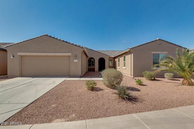 20226 N Snowflake Drive, Maricopa, AZ 85138 (MLS #6202942) :: The Laughton Team