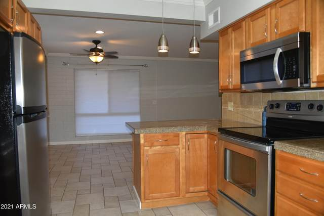 6804 E 2ND Street #17, Scottsdale, AZ 85251 (MLS #6202949) :: Arizona 1 Real Estate Team