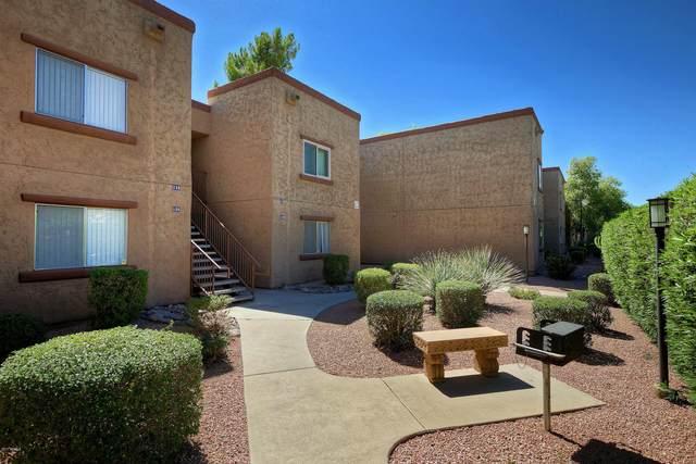 8256 E Arabian Trail #135, Scottsdale, AZ 85258 (MLS #6202950) :: Long Realty West Valley