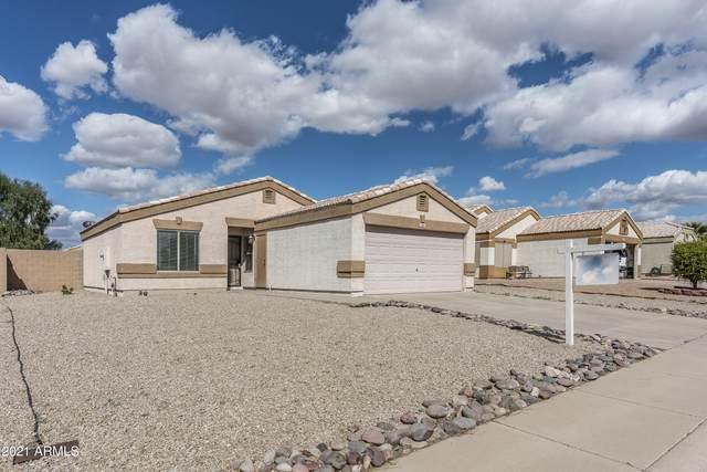 1466 W Montebello Avenue, Apache Junction, AZ 85120 (MLS #6202957) :: Yost Realty Group at RE/MAX Casa Grande