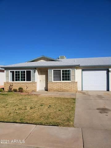 10203 N 96TH Avenue B, Peoria, AZ 85345 (MLS #6202968) :: The Laughton Team