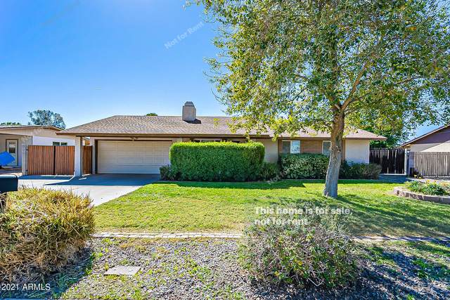 1333 W Sequoia Drive, Phoenix, AZ 85027 (MLS #6202976) :: Yost Realty Group at RE/MAX Casa Grande