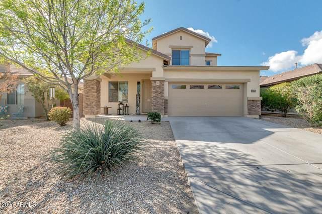 18175 W Eva Street, Waddell, AZ 85355 (MLS #6202981) :: The Copa Team | The Maricopa Real Estate Company