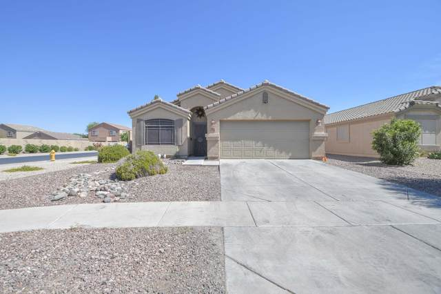 2228 W Broadway Avenue, Coolidge, AZ 85128 (MLS #6202983) :: The Laughton Team