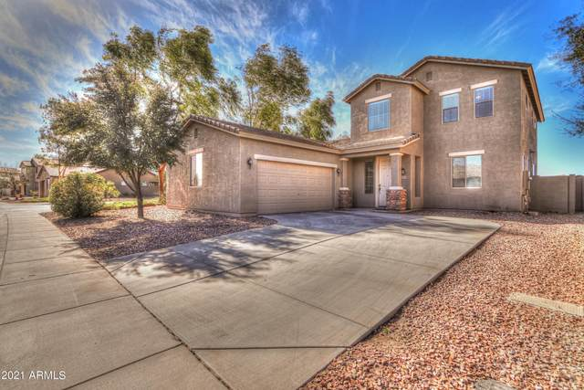 18136 N Arbor Drive, Maricopa, AZ 85138 (MLS #6202991) :: Midland Real Estate Alliance