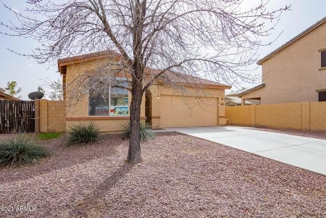 1631 W Gold Mine Way, Queen Creek, AZ 85142 (MLS #6203005) :: The Laughton Team