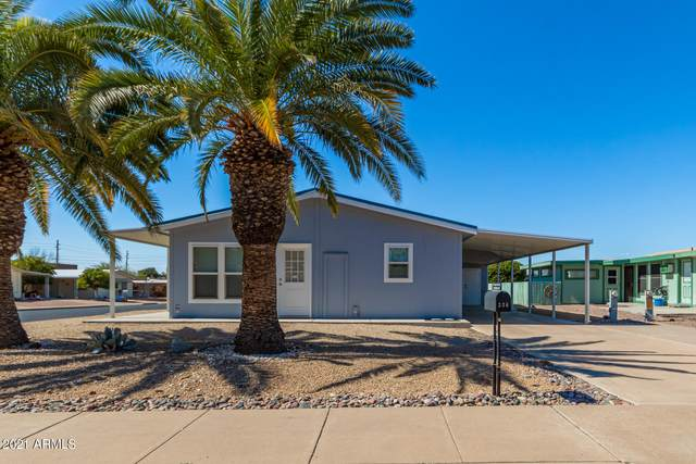 336 S 56TH Street, Mesa, AZ 85206 (MLS #6203009) :: Long Realty West Valley