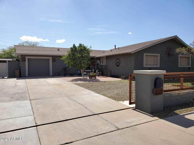 6111 W Fairmount Avenue, Phoenix, AZ 85033 (MLS #6203014) :: Midland Real Estate Alliance
