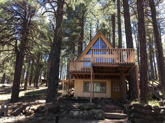 3311 Toho Trail, Flagstaff, AZ 86005 (MLS #6203018) :: The Property Partners at eXp Realty