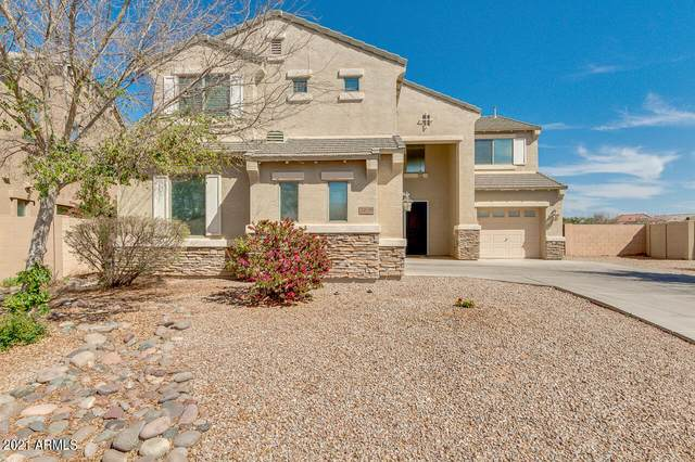 20785 N Danielle Avenue, Maricopa, AZ 85138 (MLS #6203025) :: Midland Real Estate Alliance