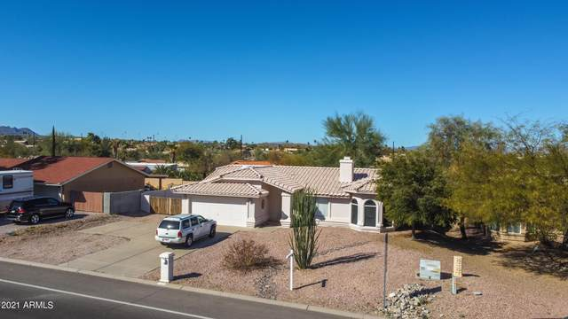 17426 E Grande Boulevard, Fountain Hills, AZ 85268 (MLS #6203034) :: Devor Real Estate Associates