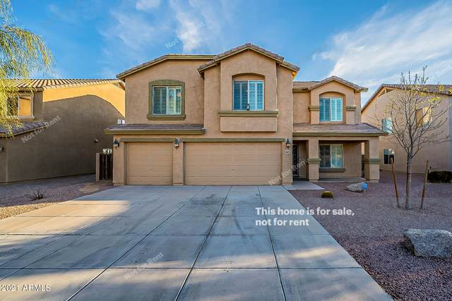 3587 E Sierrita Road, San Tan Valley, AZ 85143 (MLS #6203048) :: The Carin Nguyen Team